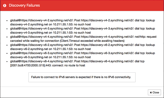 Blocked IP addresses in Russia - Support - Syncthing Forum