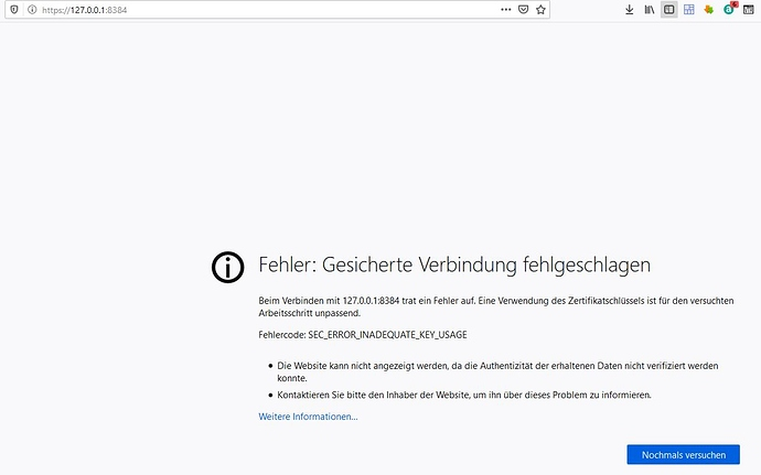 Firefox-noloading